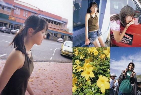 (写真)戸田恵梨香のジュニアあいどる時代のミズ着姿がめちゃシコすぎるwwwwwwww