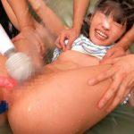【絶叫注意】水着撮影会に来た女子中●生の穴という穴を責めまくってぶっ壊す衝撃映像…【初芽里奈】