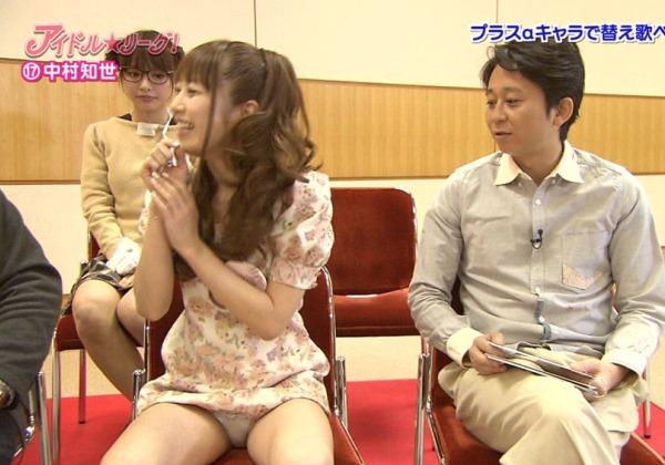 (キャプあり)TVの歴代パンモロハプニング王者決定スレ → なお優勝は暫定で小倉優子の模様。(写真30枚)