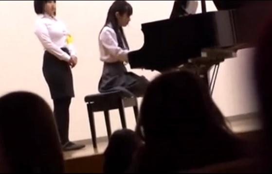 【個人撮影】ピアノ発表会終わりのウブなJKを狙ったレイプ事件がこちら…