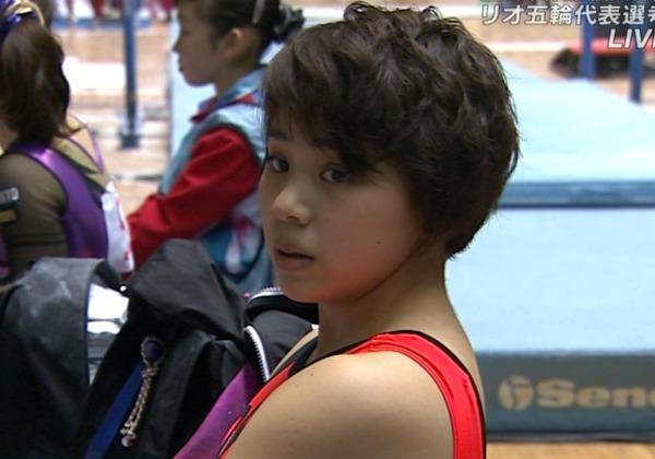 (※放送事故※)全JAPAN体操選手権の生放送でぽちゃ19才美10代小娘のドテまんこが映るwwwwwwwwwwwwwwwwwwwwww