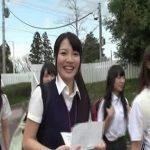 【個人撮影】暴走した思春期の性欲…JKだけの卒業キャンプで地元男性と乱交したハメ撮り動画