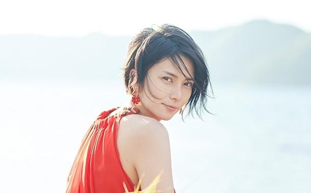 スクープ写真入手☆女優・柴崎コウ(34)がCMで裸に…☆☆☆(写真24枚)