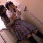 どこにでもいる普通のJKが通学中に『女にレイプ』されレズの世界に引きずり込まれる!