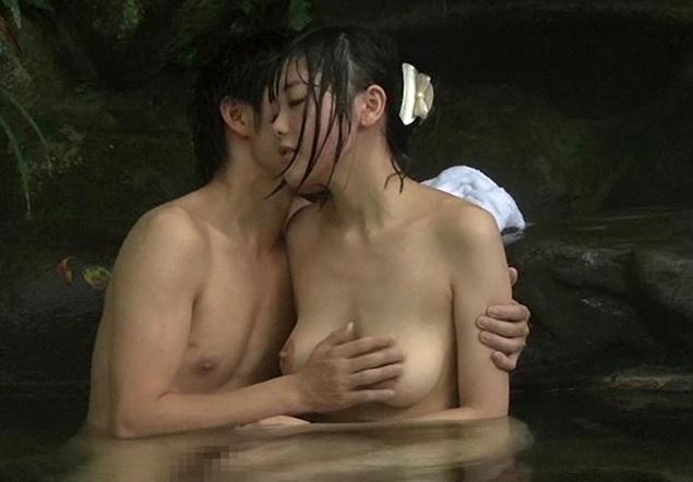 (シロウト)『混浴モニター体験』で裸で2人きりになった初対面の男女の末路がこちらwwwwwwwwwwwwwwwwwwwww