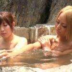 『お願い…挿れて下さい!』女性客でいっぱいの混浴温泉に媚薬を投入!しばらくしてチンポ丸出しで入ってみた結果www