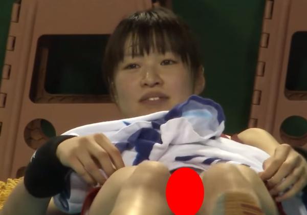 (お宝ムービー)JAPANで一番「オカズ」にされた女性スポーツ選手『木村沙織』の陰部がハッキリ映る放送事故wwwwwwwwwwwwwwwwwwwwwwwwwwww