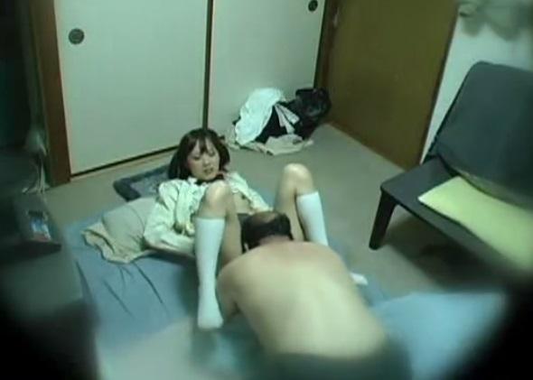 【個人撮影】神待ち家出少女を自宅に連れ込んだ途端に豹変!宿泊料として性交渉をせまる変態の犯行記録映像!