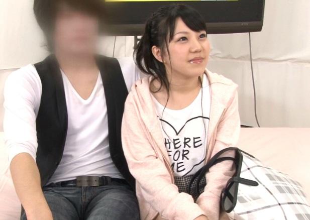 (シロウト)倦怠期カップルが究極の挑戦☆目の前でハメられる恋人を見て彼がボッキしなかったら100萬円☆