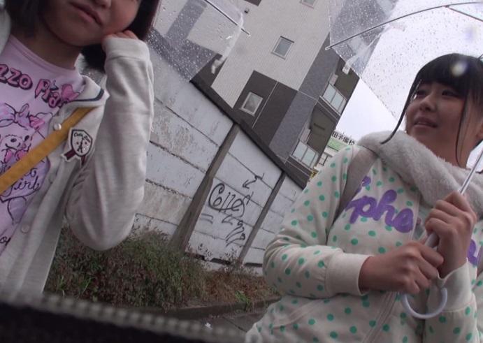 【個人撮影】これはアカン…通学路で声をかけた少女を路地裏に連れ込みワイセツ行為を繰り返した犯行動画