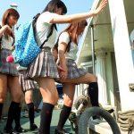 卒業記念に女子校生7人組を豪華クルーザーにご招待!大人達に騙されて船上乱交パーティーに強制参加させられるwwwwwwwww