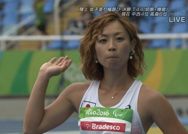 マジか…☆☆パラリンピック走り幅跳びでモデルと話題になった中西麻耶(義足)のぬーどが発売されるwwwww