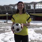 なでしこ候補にも選ばれた女子サッカー選手が名門・常盤木高校を卒業と同時にAVデビュー!