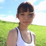 【早乙女夏菜】見た目ほぼ中学生の女子大マラソン部員がAVデビュー!