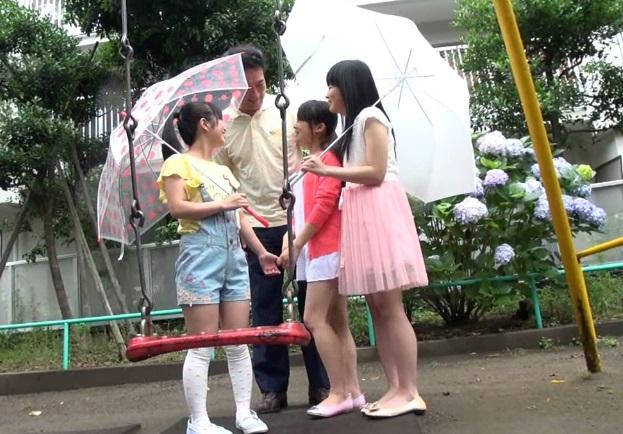 【孕ませレイプ】『ママには内緒だよ…』公園で遊んでた小●生を自宅で凌辱した衝撃映像…