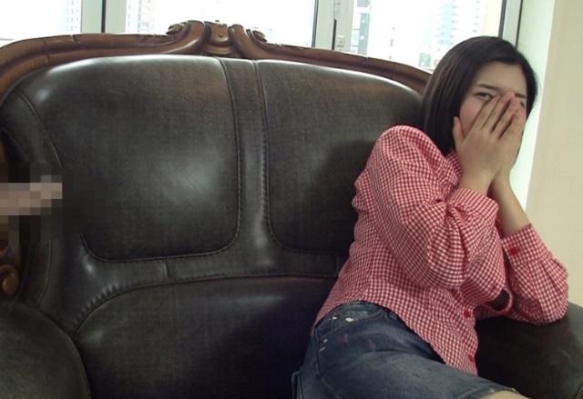 (海外シロウトキャッチ)国際問題待ったなし☆韓国のウブなシロウトにセンズリ鑑賞させた結果wwwwwwwwwww