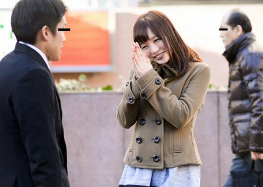 (鈴村あいり)『突然ですけど…私とHOTELに行ってくれませんか?』今回は女性もターゲット☆街行く一般人を片っ端から逆キャッチwwwww