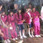 林間学校のキャンプファイアーに媚薬を投入!発情した処女中●生たちがチンポを求めて大乱交へwww