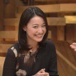 【まさかのピンク】報ステ 小川彩佳(32)アナの伝説の風パンチラ映像がこちらwwwwww