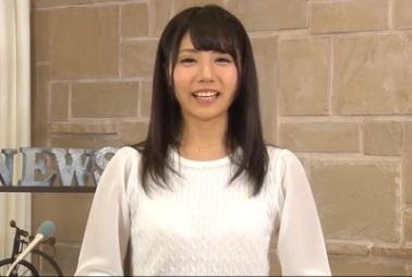 (愛川はる)本物キター☆☆四国の元アナウンサーが経験人数1人のままAV新人wwwww