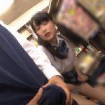 【逆レイプ】エロ本コーナーで立ち読みしてるJKを注意しようと近づいたらチンポに襲いかかって来た!