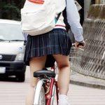 登下校時、毎日坂道を自転車で駆け抜けるJKのお尻にムラムラしてレイプしてしまった…