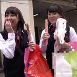 『'読モ'やってみない?』修学旅行で東京に来たイモくさいJKを騙して中出ししまくったレイプ映像