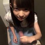 【素人ナンパ】池袋の人気JKリフレ店の看板娘を連れ出しハメ撮りに成功したドキュメント映像!