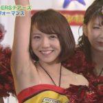 【放送事故】森遥香アナ(26)、地方の深夜番組で亀頭シコシコして勃起させるwwwwwww