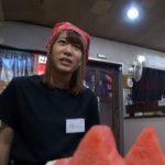 【素人】都内のお好み焼き屋で見つけたメチャカワ店員を何度も口説いてAVデビューさせることに成功!