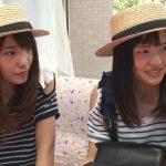 【マジックミラー号】『もっと仲良くなる方法教えます』原宿で見つけた双子コーデ女子大生が初めてのレズプレイでイカせ合いwwwwwww