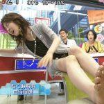"""【放送事故】罰ゲームの足つぼの激痛で""""イキ顔""""を放送された女性芸能人まとめwww"""