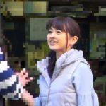 【人妻ナンパ】買い物帰りの芸能人レベルに可愛い奥様のナンパに成功!!!