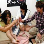 【素人】僕の部屋にイケメンの友達が泥酔の女子大生を連れてきた!おこぼれに与ってHな王様ゲームに参加ww