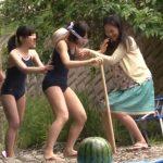 【個人撮影】キャンプ場に侵入したレイプ魔に母娘が犯され中出しされる衝撃映像…
