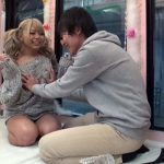 【マジックミラー号】『初めまして、セックスしないw?』渋谷ギャルが謝礼に釣られて初めての童貞逆ナンパに挑戦!