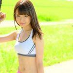 【早乙女夏菜】青春を陸上に捧げた、見た目が中学生の18歳アスリート女子がAVデビュー!