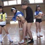 中●校の球技大会に侵入して時間停止!処女マンコに片っ端からチンポを挿入する鬼畜レイプwww