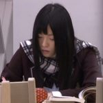 図書館で受験勉強中のJKを狙った痴漢レイプ事件の一部始終!