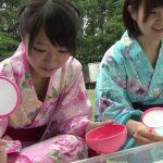 【おねショタ】悪ガキ中坊が夏祭りで『時間が止まる時計』を使って浴衣のお姉さんを片っ端から中出しwwwww