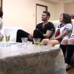 【家庭崩壊】ホームステイ外国人のメガペニスの性処理肉便器にされた家族の記録