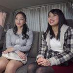 【親子ナンパ】『パパには内緒にしようね…』アンケート中、ホテルに連行されて巨根でイキまくる母と娘www