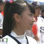 【放送事故】野球チアガールの女の子、彼氏にしか見せない恥ずかしい部分が映ってしまうwwwwwwwwww