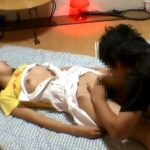 【投稿映像】これ小●生じゃ…?教え子を睡眠薬で眠らせ中出しレイプする犯行映像が流出!