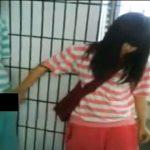 【個人撮影】男子中●生がイジメでクラスの女子に手コキさせてる衝撃映像!