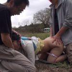【閲覧注意】ド田舎の地元小●生を拉致!力尽くで未使用のキツキツ膣内に中出しする衝撃レイプ映像