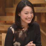 【色はまさかの…】報ステ 小川彩佳(32)アナ。伝説の風パンチラ動画がこちらwwwwww