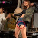 【放送事故】テレ東の極悪アングルで沖縄美少女のマンコが映り込むwww ※拡大検証画像あり