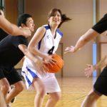 負けたら即セックス!青春の12年間を全てバスケに捧げたアスリート女子がガチンコバスケ対決!