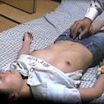 【個人撮影】睡眠薬で眠らせた女子小●生のパンツを脱がせて…家庭教師による昏睡中出しレイプ映像